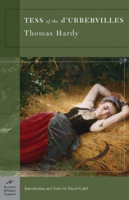 Tess of the d'Urbervilles (Barnes & Noble Classics Series)