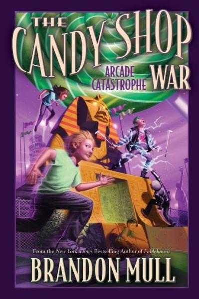 The Candy Shop War: Arcade Catastrophe