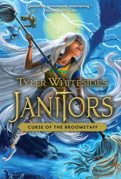 Janitors #3: Curse of the Broomstaff