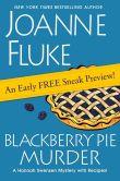 Blackberry Pie Murder: Free Sneak Preview