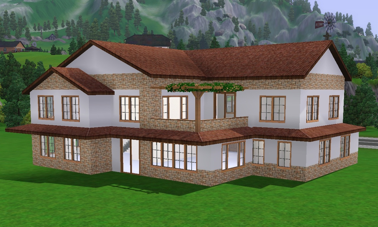 17 Photos And Inspiration Sims 2 Houses Ideas  Architecture Plans  30399