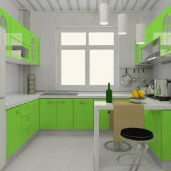 Kitchen Flooring Trends Home Depot Unfinished Cabinets 橱柜柜体设计_装修效果图