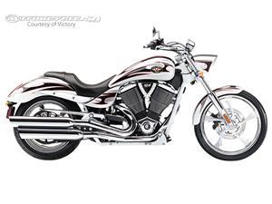 胜利巡航摩托车-机车网