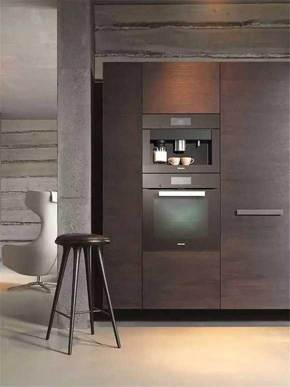 miele kitchen appliances industrial lighting fixtures for 世界顶级厨电品牌 豪宅里那些叫不出名字的逆天设备 界面新闻 秉持着线条简洁明晰和外型经典优雅的设计信条 其嵌入式厨房电器风格多变 且在设计线条和选择颜色时保持一致 适合最多样的室内设计和厨房家具前端 无论家中的