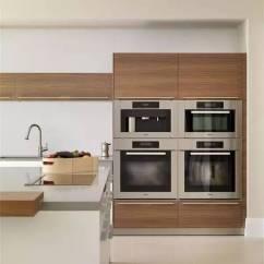 Miele Kitchen Appliances Chandalier 世界顶级厨电品牌 豪宅里那些叫不出名字的逆天设备 界面新闻 生活 秉持着线条简洁明晰和外型经典优雅的设计信条 其嵌入式厨房电器风格多变 且在设计线条和选择颜色时保持一致 适合最多样的室内设计和厨房家具前端 无论家中的