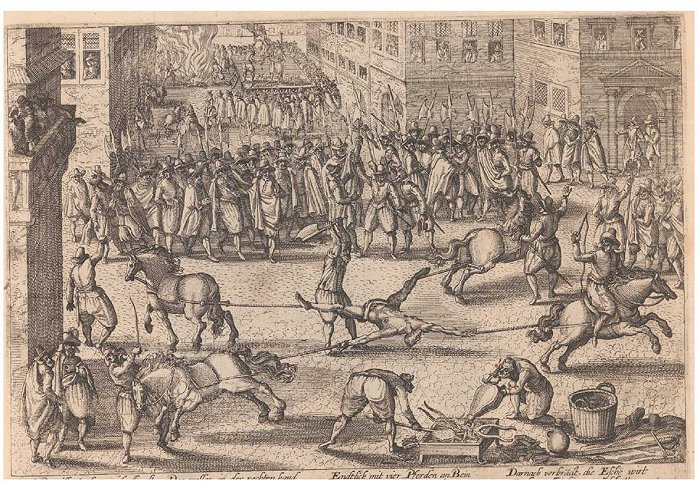 宗教改革與死刑:歐洲歷史上的死刑更多是統治手段還是宗教恐嚇? 界面新聞 · 文化