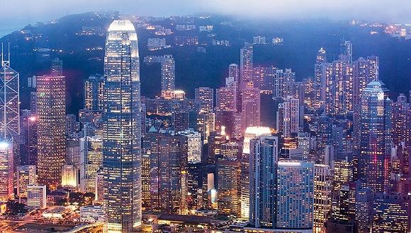 香港租金大跌樓價仍漲背后:住宅供應少。按揭利率低|界面新聞 · 地產