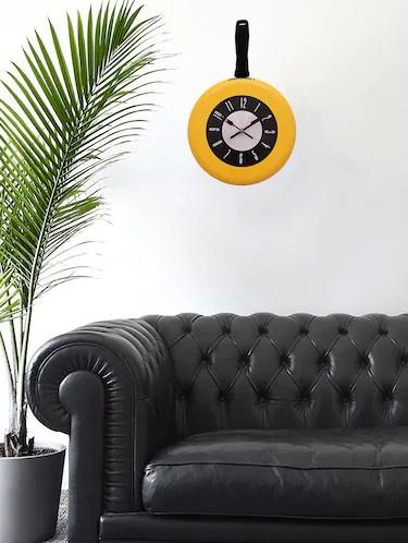living room clocks next small set up wall buy online digital