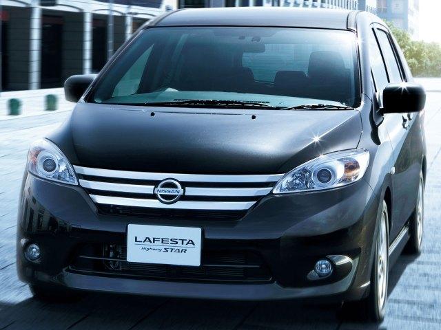 『エクステリア スパークリングブラック2』 ラフェスタ 2011年モデル の製品画像