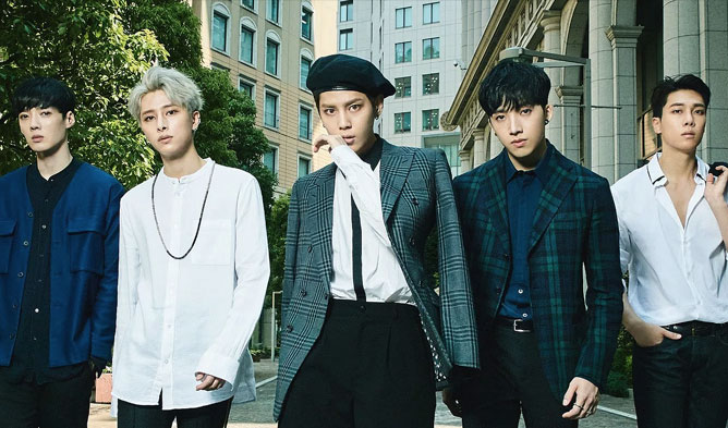 The Only K-Pop Group That Debuted In 2013 Still Active In 2020 Is?