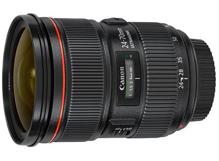 Canon EF 24-70 mm f/2,8 L II USM : Test complet