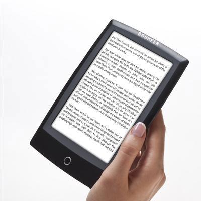 Bookeen Cybook Odyssey HD Frontlight : Test par Les Numériques