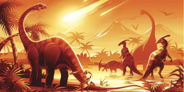 7 версий исчезновения динозавров