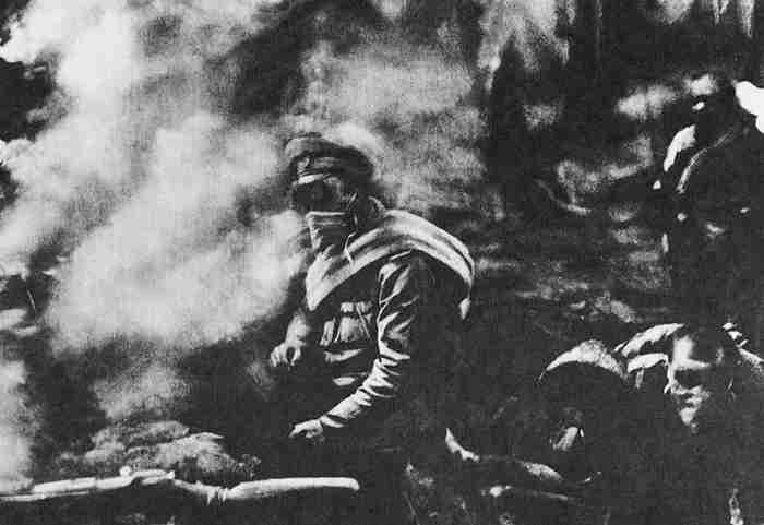 Атака мертвецов: героическая оборона крепости Осовец