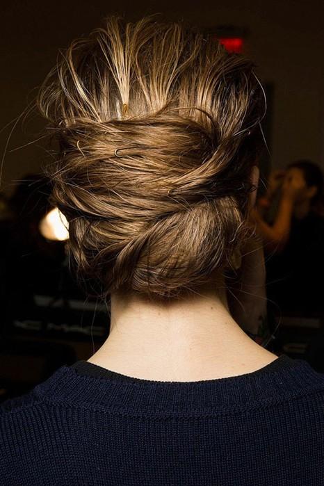 Какую причёску можно прятать под шапку зимой