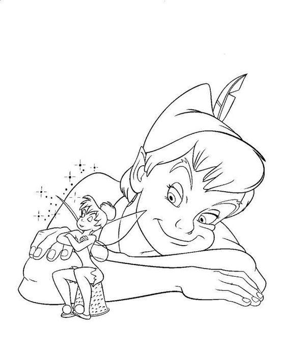 Print coloring pages for kids, Walt Disney World: kids