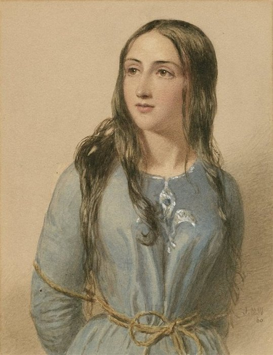 Ioana d'Arc (regele Henry VI) (539x700, 71Kb)