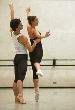 erekcija balete