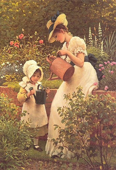 Leslie_GD_The_Young_Gardener (479x700, 338Kb)