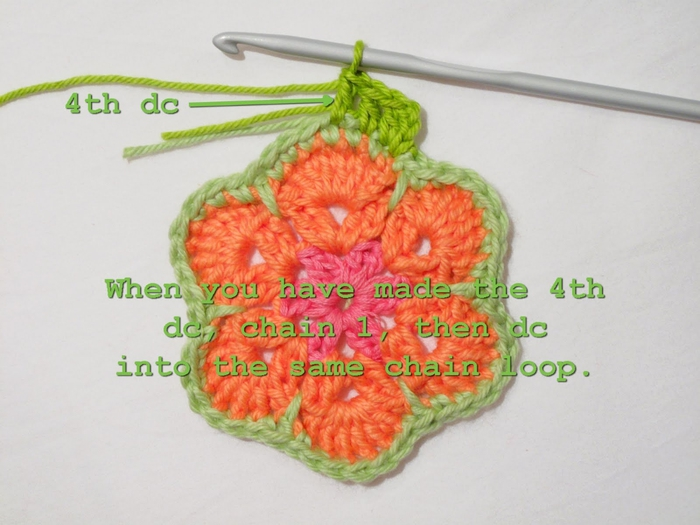 Flower crochet piece AFRICAN FLOWER for knitting toys (61) (700x525, 219Kb)