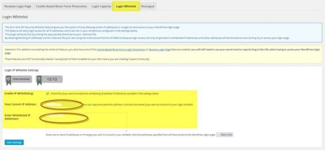 Ошибка 403 при входе в админку WordPress по измененному адресу авторизации