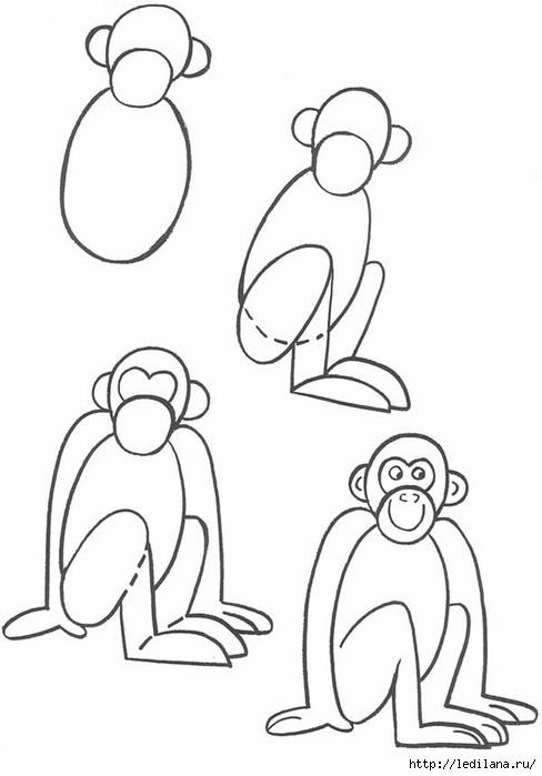 Apakah Tato Gorilla Grin Bermakna Gorila Yang Menakjubkan Ini