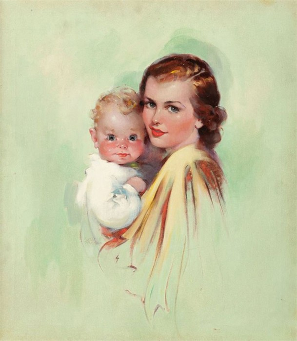 12 честных фактов о материнстве от матери семерых детей