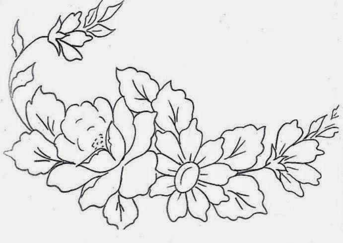 Цветы, шаблоны, трафареты для творчества. Обсуждение на