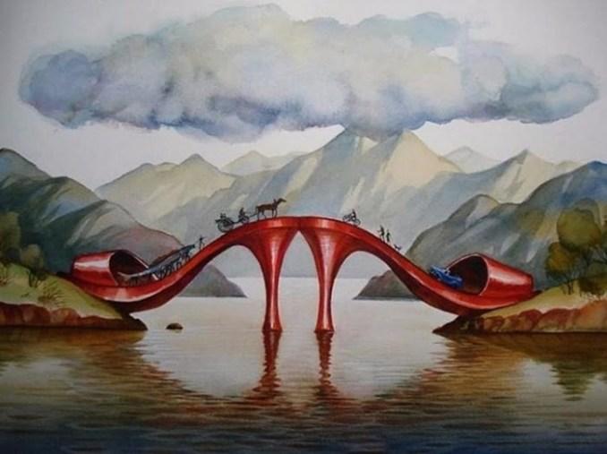 Сюрреализм картин Владимира Куша