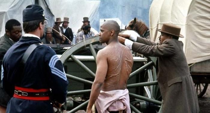 Самые зрелищные фильмы про рабство
