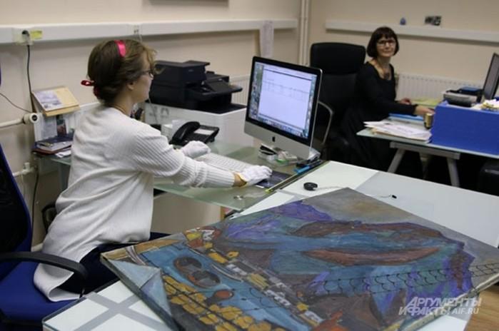 Как эксперты отличают шедевры живописи от подделки