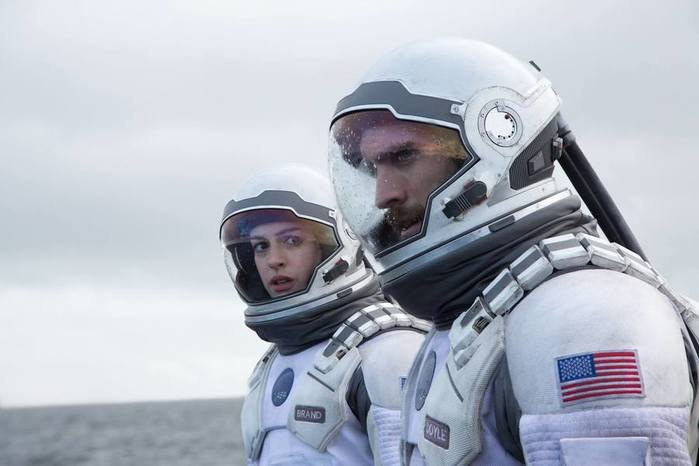 Энн Хэтэуэй сыграет в научно фантастическом триллере