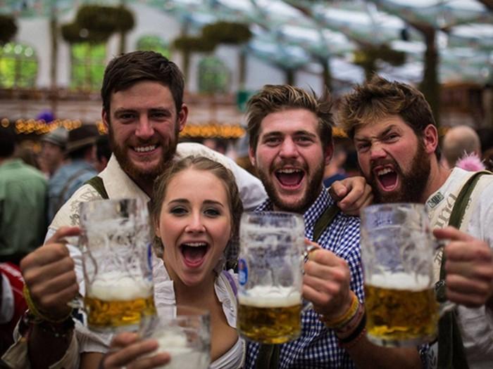10 самых популярных городов среди тех, кто любит выпить