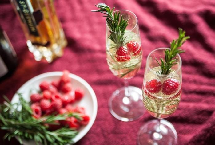 Лучшие барные рецепты   Коктейли с шампанским