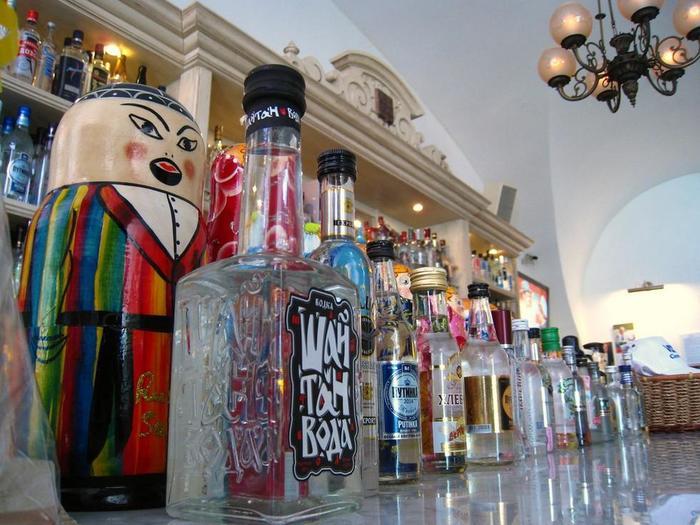 Национальный напиток от А до Я. Музей русской водки в Санкт Петербурге