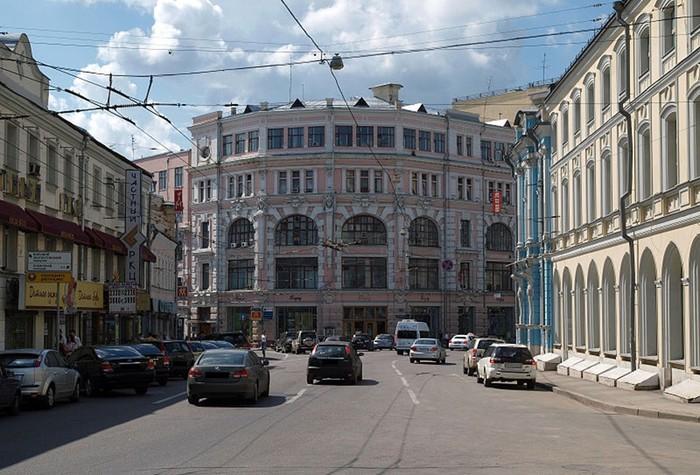 Легендарные здания Москвы: удивительные факты!