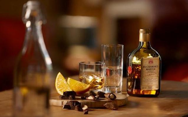Щедрый молт (закуски к виски)