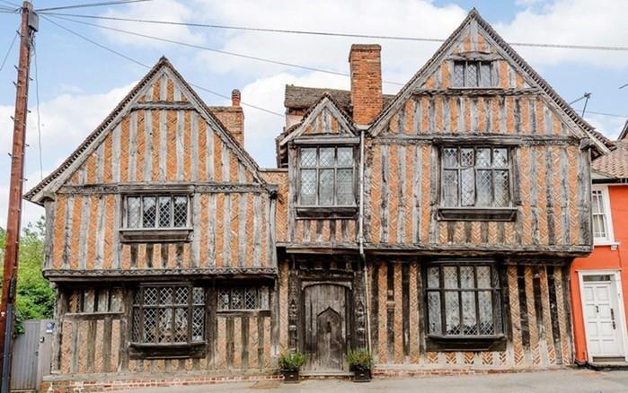 Дом, где проходили съемки Гарри Поттера, можно купить