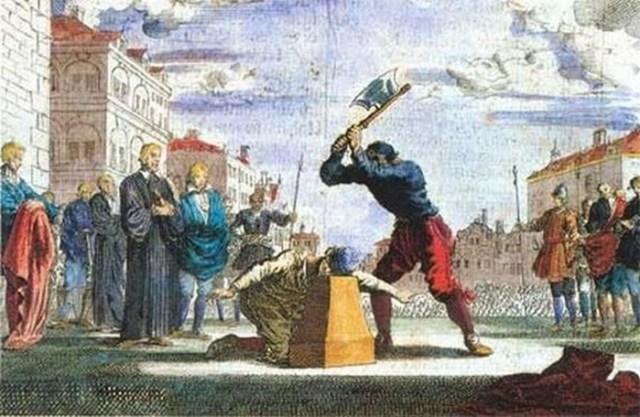 Публичные казни как развлечение для публики