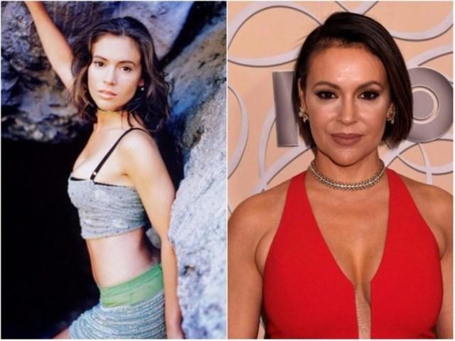 25 лет пролетело! Как теперь выглядят знаменитые красавицы Голливуда