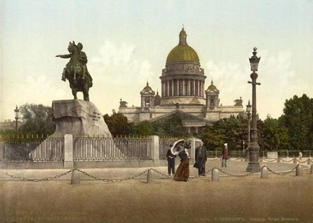 Зачем Петр I перенес столицу из Москвы в Санкт Петербург