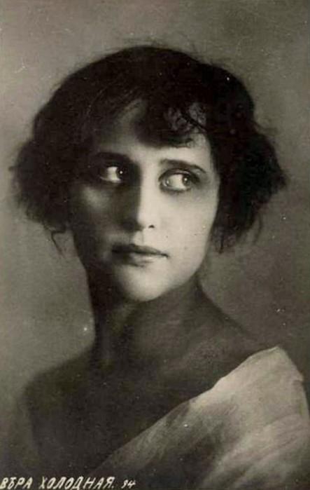 Самые красивые глаза в русской истории