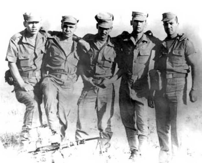 Исламский спецназ в советской армии: для чего его создавали