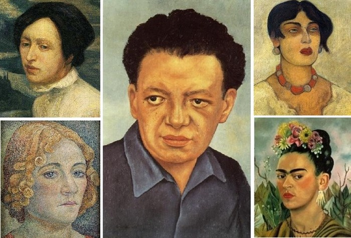 Любовные похождения мексиканского художника Диего Риверы