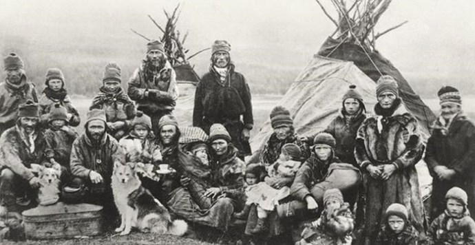 Лапландцы: самый таинственный этнос Европы