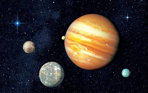 Сколько всего спутников у Юпитера?