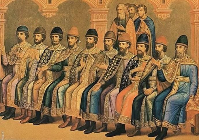 На каком языке говорили первые князья киевские
