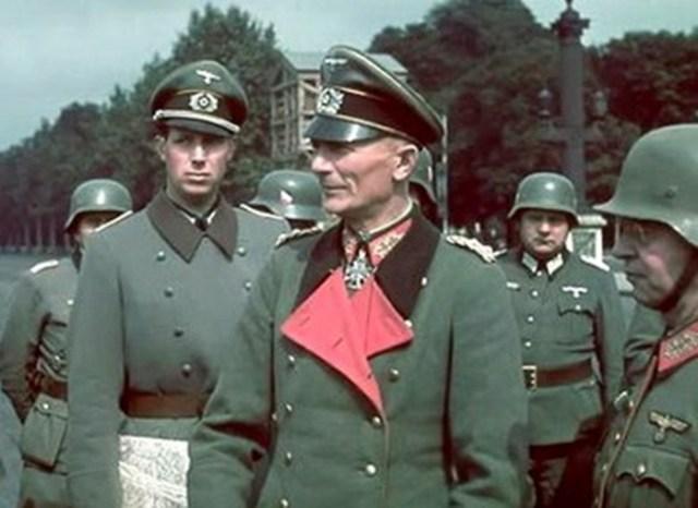 За что Гитлер отстранил командующего наступлением на Москву Федора фон Бока