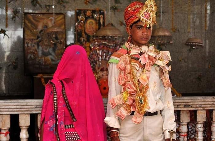 Неравный брак по азиатски