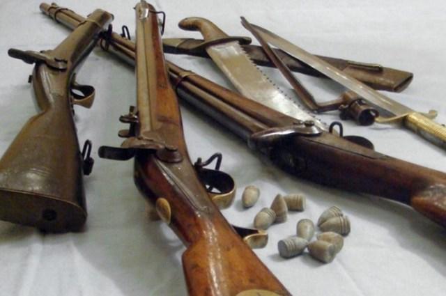 Какие виды личного оружия были в армии Российской империи